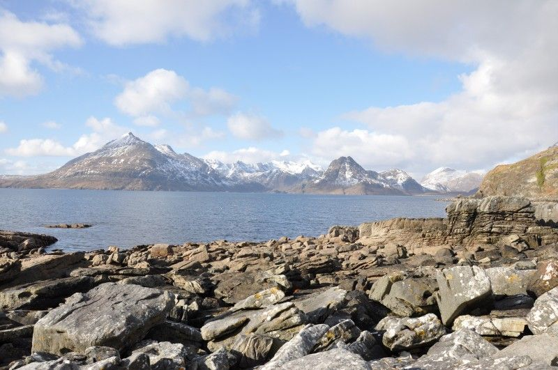 Cuillin from Elgol